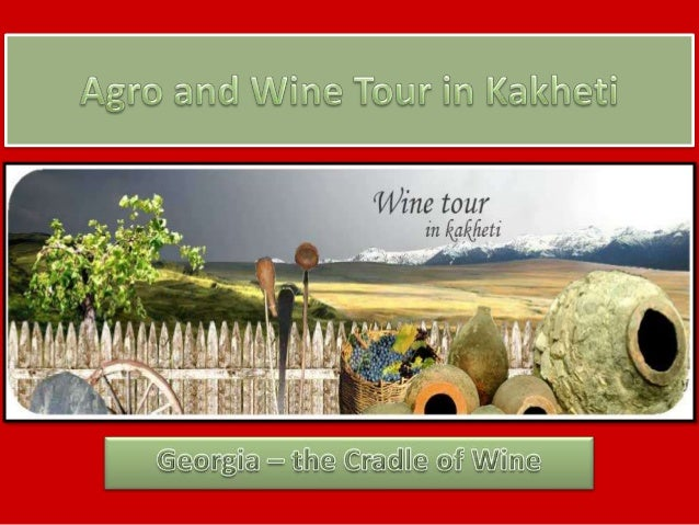 Kakheti-the wine region is situated in the extreme southern partof Georgia. Land of hospitable, sociable and frank people,...