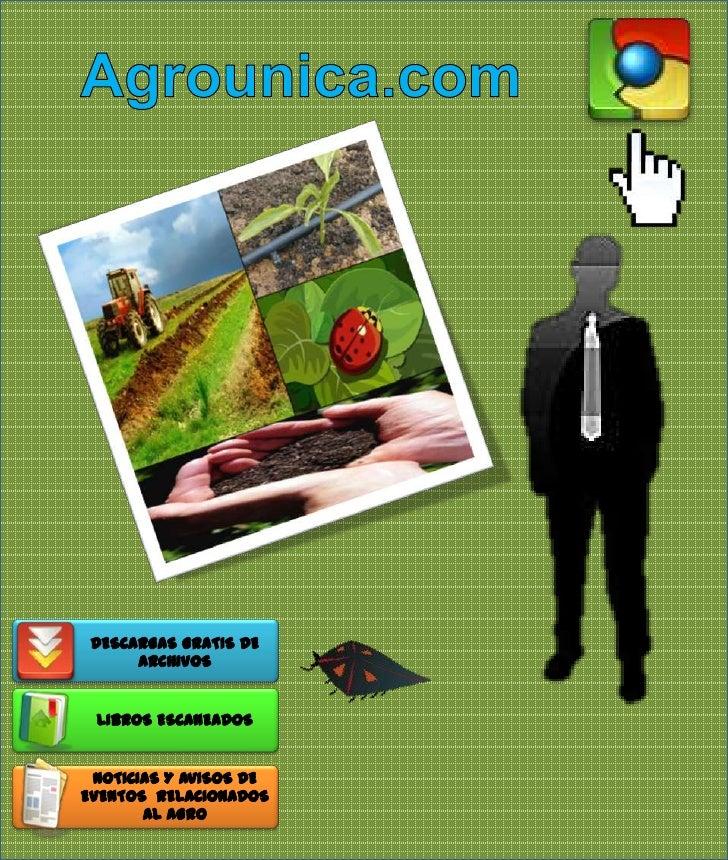 Agrounica.com<br />