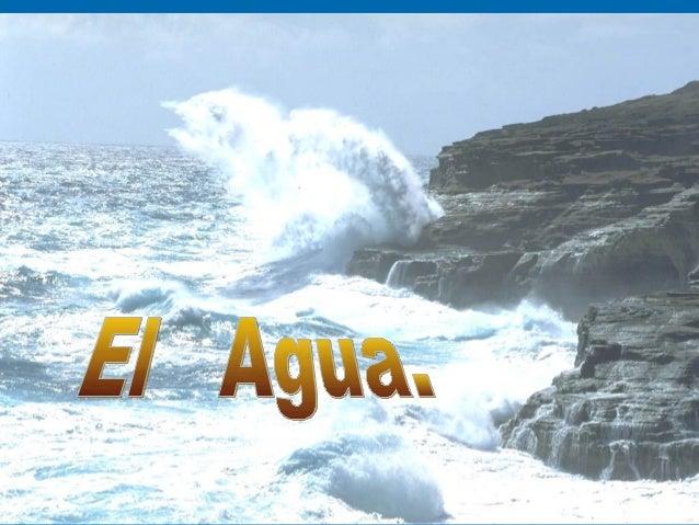 Composición del agua.   El agua es una    sustancia que puede    descomponerse en    dos gases muy    diferentes entre si...