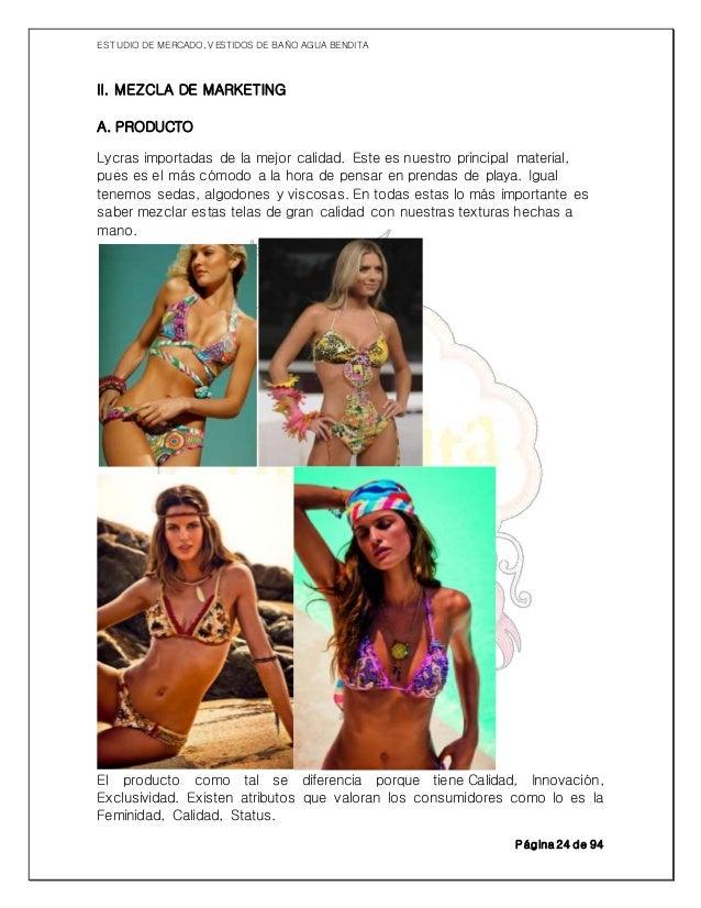 Vestidos de Baño AGUA BENDITA 593318aaf272