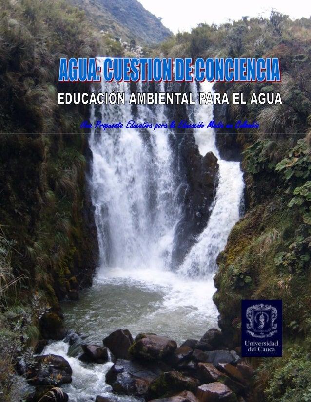 Una Propuesta Educativa para la Educación Media en Colombia                                                              1