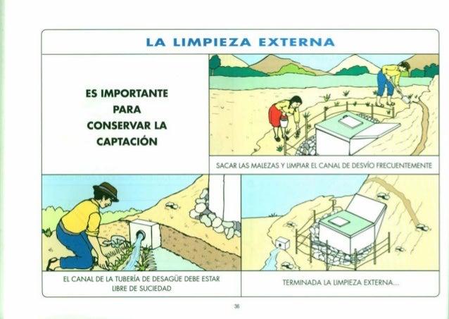 Agua potable en zonas rurales - Tuberia agua potable ...