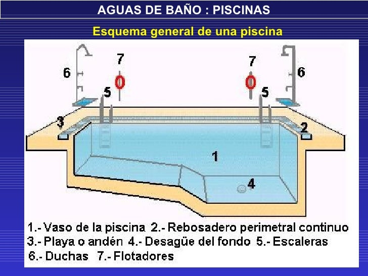 Aguas de ba o piscinas for Que es una piscina