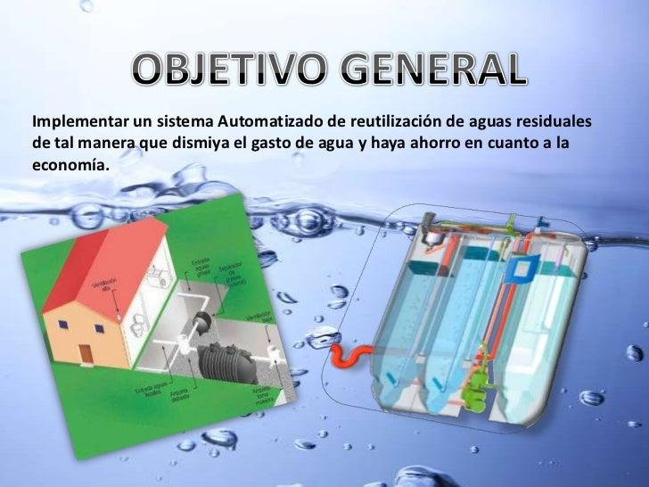 Mi proyecto aguas residuales for Objetivo general de un vivero