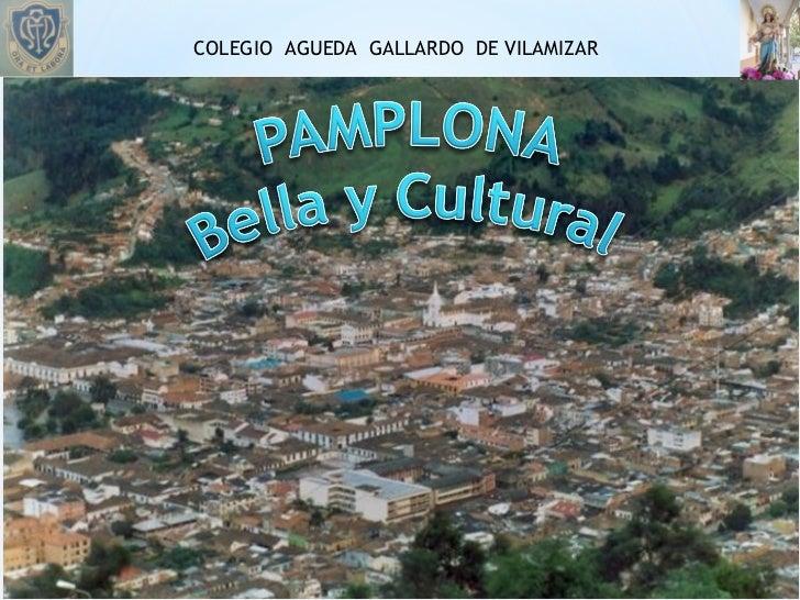 COLEGIO  AGUEDA  GALLARDO  DE VILAMIZAR
