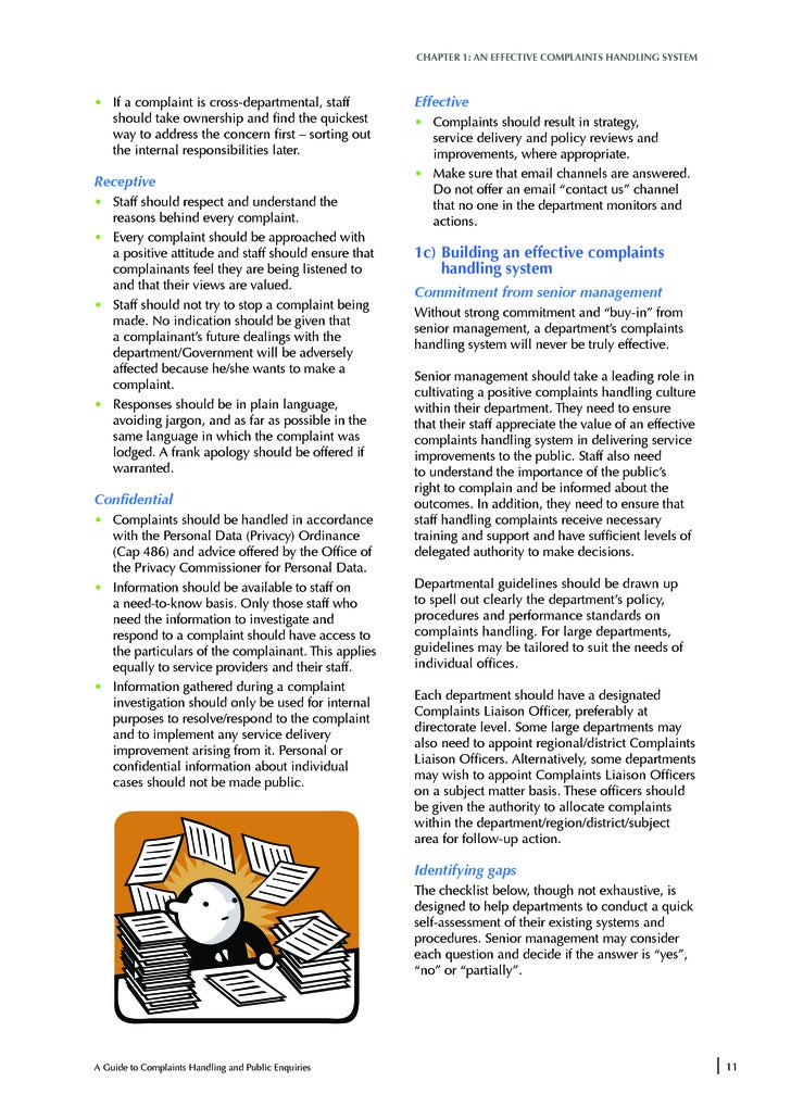 guide to complaints handling Victorian training guarantee contract compliance complaints management  guide foreword the department of education and early childhood  development.