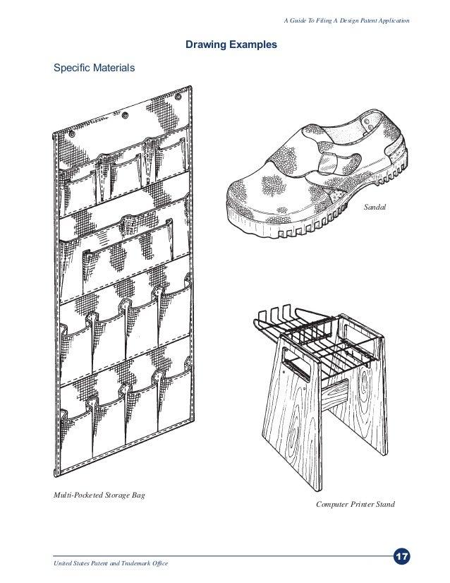 A Guide To Filing For A Design Patent via USPTO