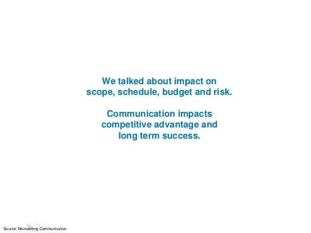 the role of effective communication and The role of ffective communication on organizational performance: roles of effective communication in improving organizational performances, it is regrettable that.
