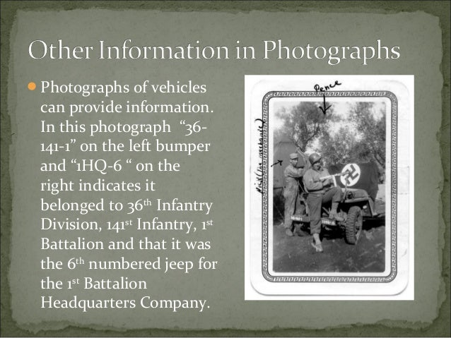 File card for soldiers who served in the 36th Infantry Division Historic reports, photographs, rosters, and other docume...