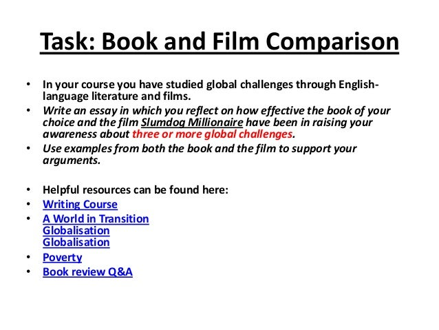 movie comparison essay okl mindsprout co movie comparison essay