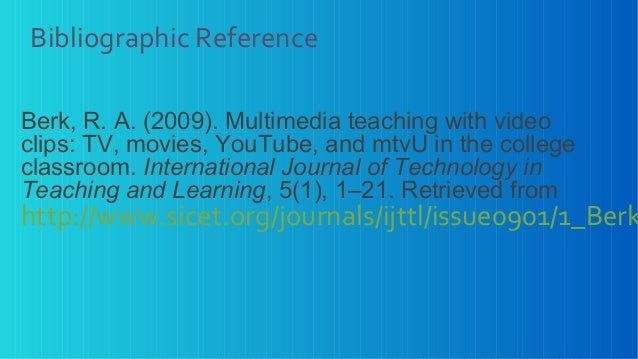 multimedia teaching Library philosophy and practice 2012 issn 1522-0222 use of multimedia for teaching in nigerian university system: a case study of university of ibadan.