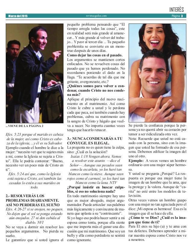 Revista Aguilas marzo 2015 Slide 3