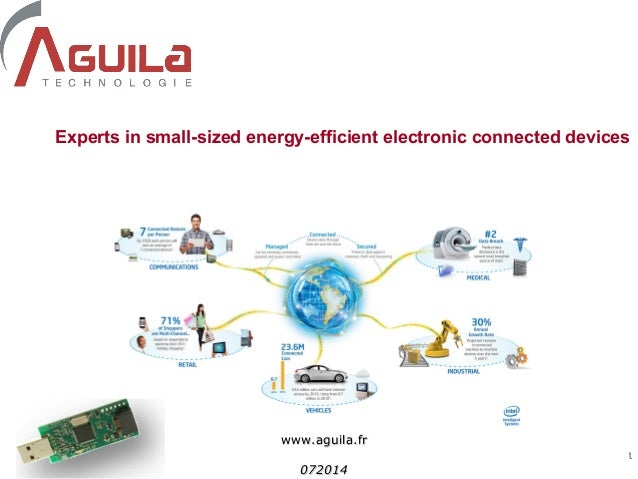 11 www.aguila.frwww.aguila.fr 072014072014 Experts in small-sized energy-efficient electronic connected devices