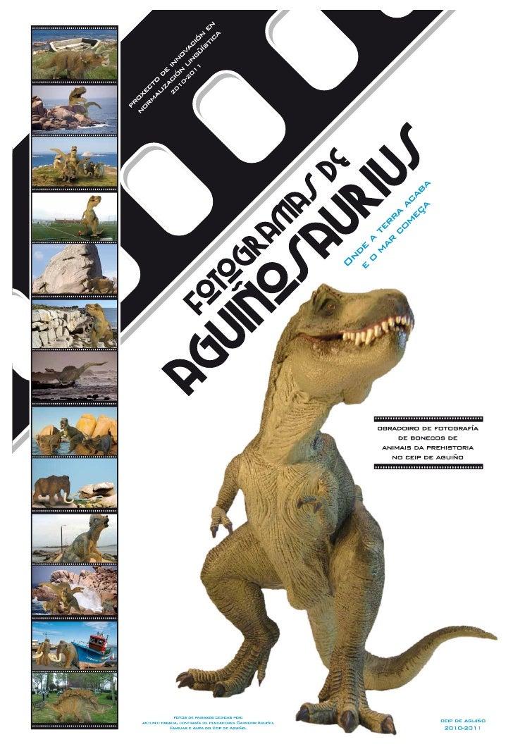 Aguiñosaurius cartel