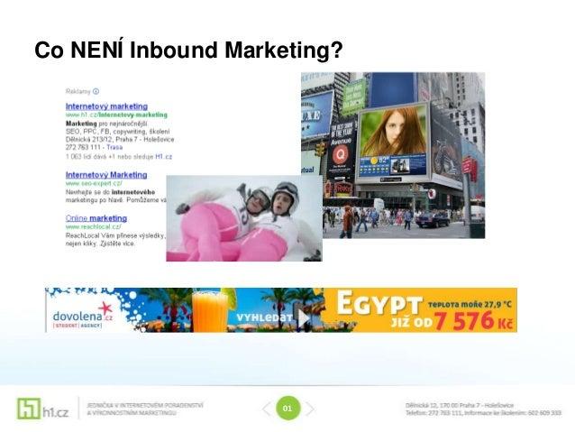 Inbound marketing Slide 3
