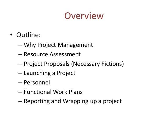 Management? But I'm an Historian Slide 2