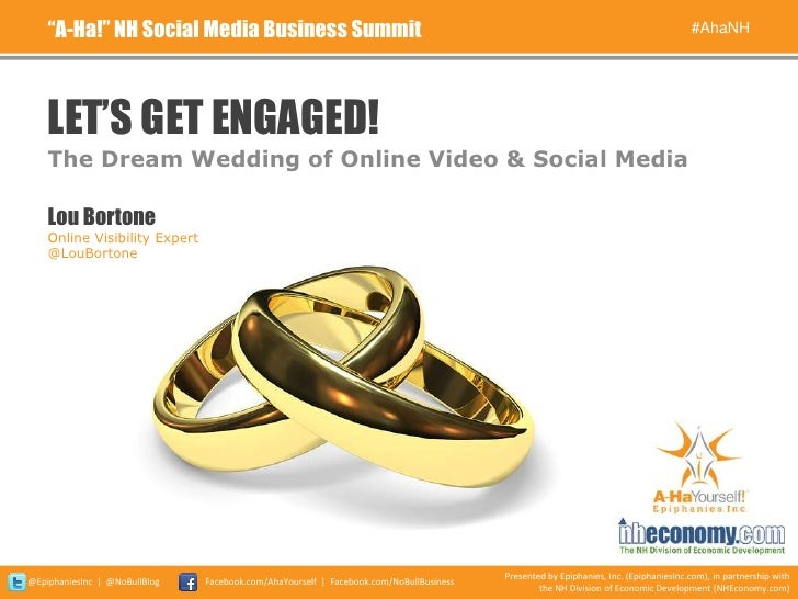 """A-Ha!"" NH Social Media Business Summit                                                                                   ..."