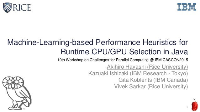 Machine Learning/Neural Computation Thesis Defense
