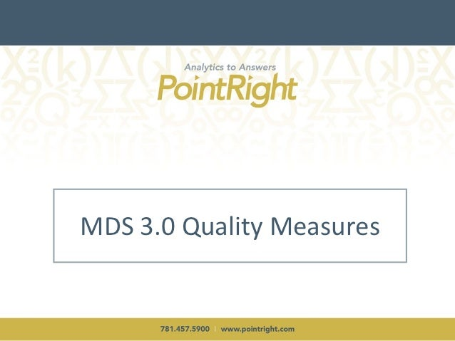 Cms Quality Measures Nursing Homes