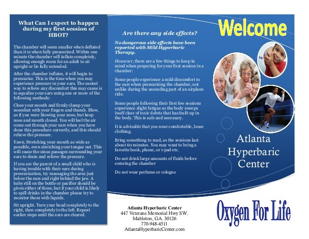 Welcome To Hyperbaric Oxygen Therapy