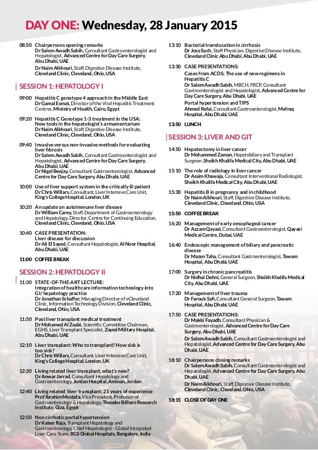 7th Middle East Gastroenterology Conference