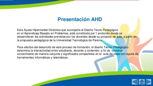Ahd Slide 3