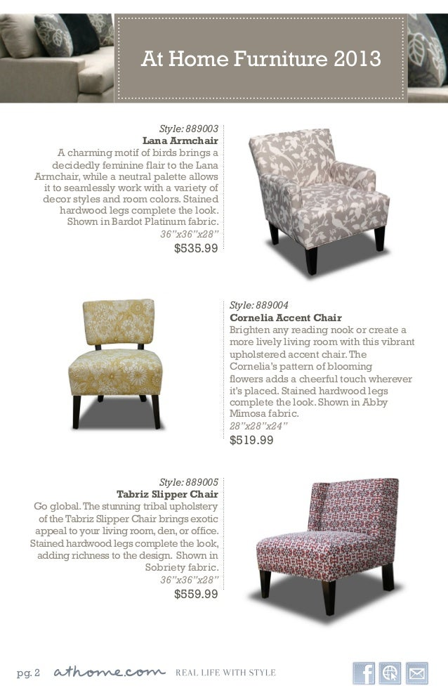 At Home Furniture. athome com Furniture Catalog