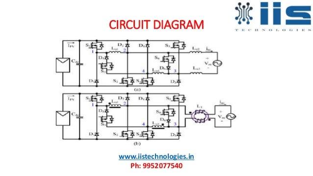 The Inverter Is Not A Chopper Transformer Circuit Base Inverter