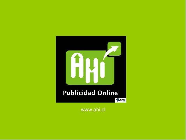 www.ahi.cl<br />