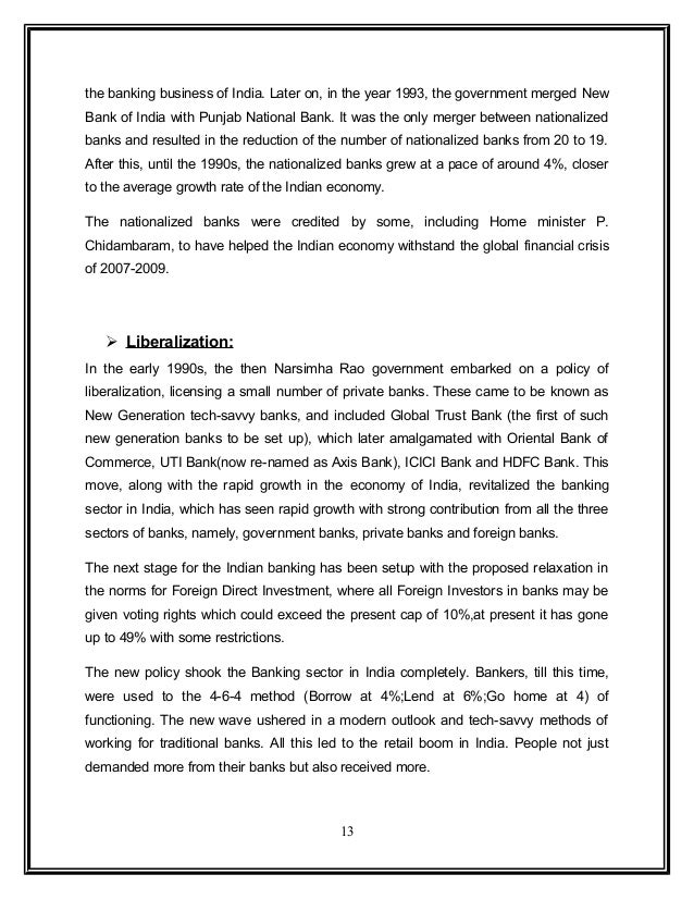 the reason for nationalization Nationalisation of banks in india the economic effect economics essay  the public sector was allowed to grow through setting up of institutions and industries and nationalization of some belonging to private sector who failed to achieve the desired result of growth of the economy  the primary reason behind the nationalization of the.