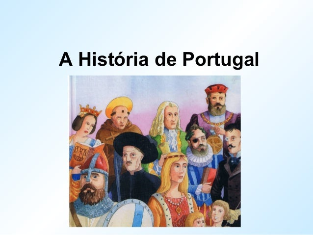 A História de Portugal