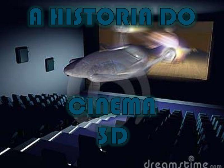 Essa nova tecnologia tr az par a o publico a chance de viver ashistorias em tempo r eal, Ou quase, é que a qualidade em 3D...