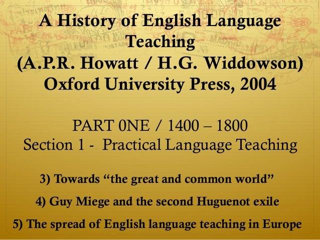 the oxford history of the english language pdf