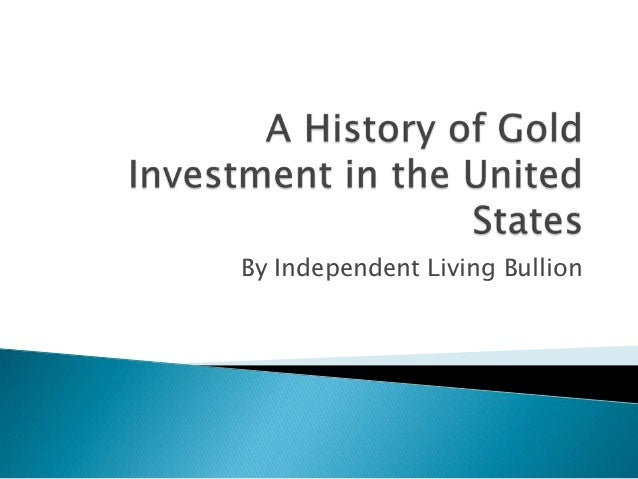 By Independent Living Bullion