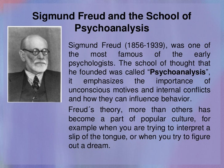 a history of psychology section 3