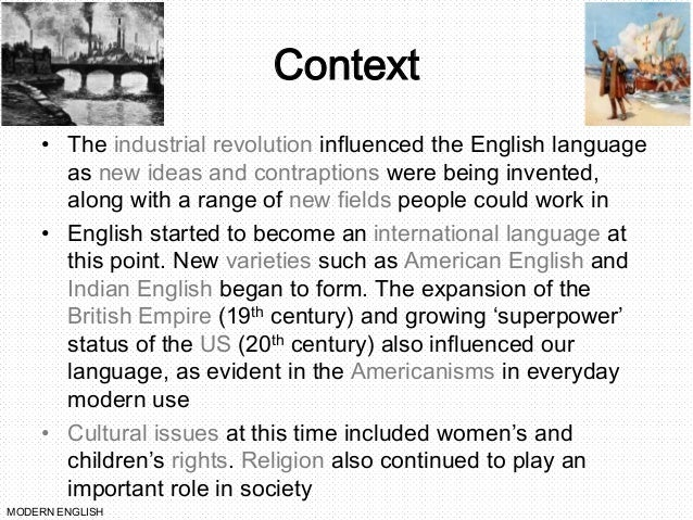the importance of the english language throughout history The paper concludes that whilst there is evidence that english is important in  these  language-in-education planning in algeria: historical development and .