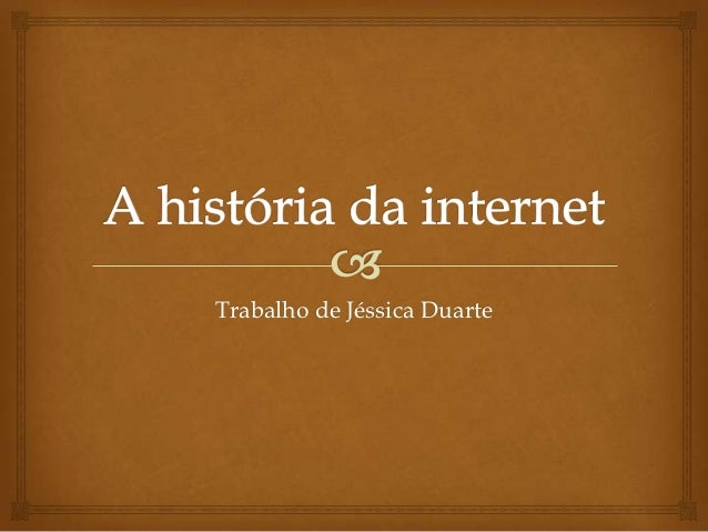 Trabalho de Jéssica Duarte