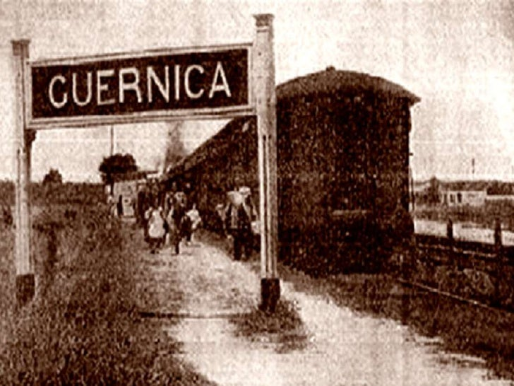O acontecimento que inspirou o conhecido quadro de Picasso foi a própria cidade de        Guernica, capital da província B...