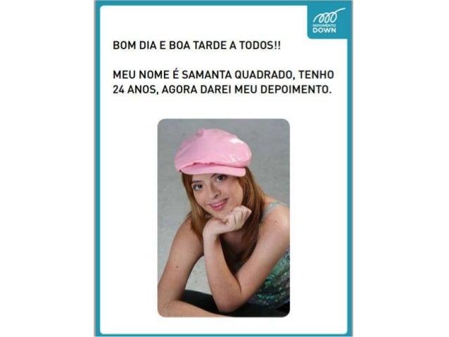A história de Samanta Quadrado