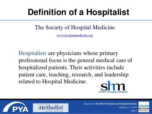 exclusive contracting and incentivizing quality in your hospitalist p…, Human body