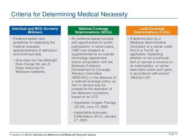 Addressing medical necessity denials and recoupments medical record 11 spiritdancerdesigns Choice Image