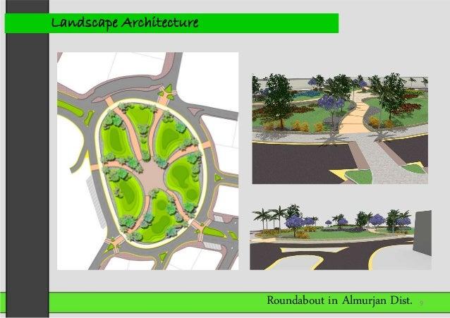 Roundabout Landscape Design Rfp