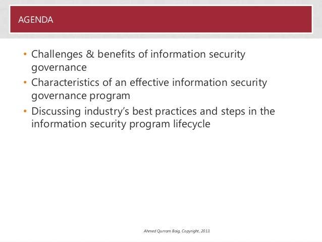 Ahmed Baig, CISO at Abu Dhabi Government Entity - Establishing effective risk management framework for compliance Slide 2