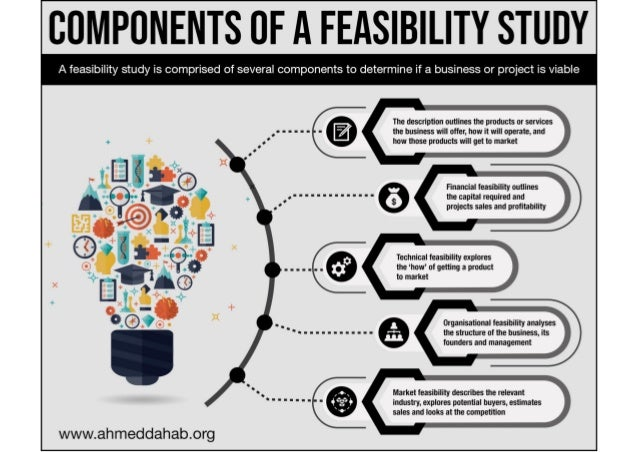 Components of a Feasibility Study