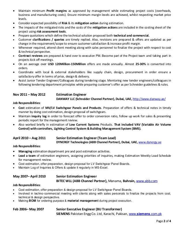 Ahmer salahudin resume