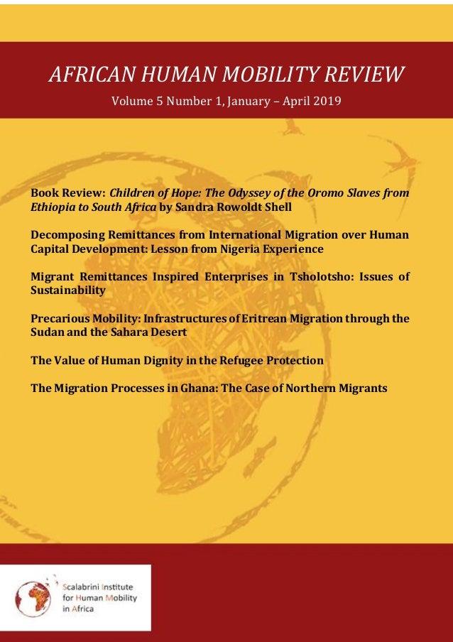 Ahmr vol 5, no 1, april 2019, pp 1439 1555
