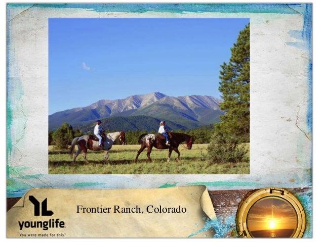 Frontier Ranch, Colorado