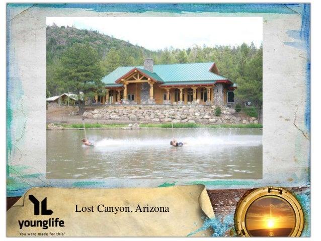 Lost Canyon, Arizona