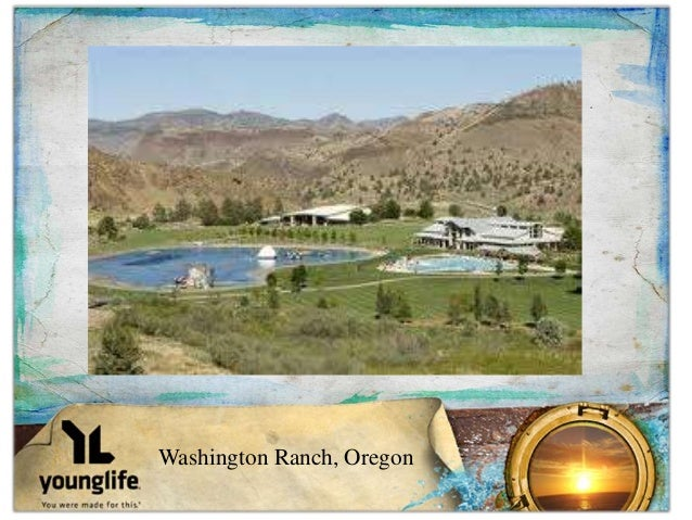 Washington Ranch, Oregon
