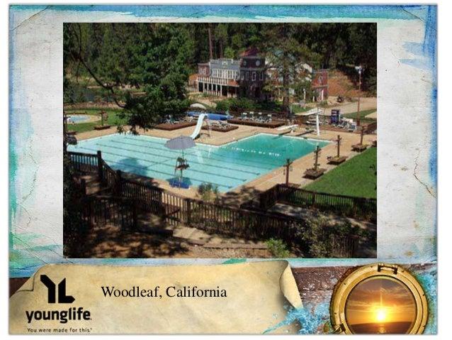Woodleaf, California